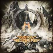 Bonfire ** Legends 2CD ** 19.10.2018
