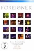 Foreigner ** All Access Tonight DVD ** 17.07.2009
