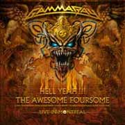 Gamma Ray ** Hell Yeah! - The Awesome Foursome 2CD ** 24.10.2008