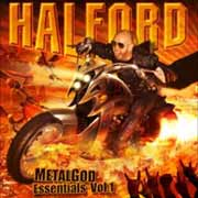 Halford ** Metal God Essential Vol. 1 CD + DVD Digi. ** 08.06.07