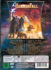 Hammerfall ** One Crimson Night DVD ** 20.10.2003