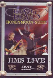 Honeymoon Suite ** HMS Live DVD ** 2005