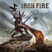 Iron Fire ** Revenge Ltd. Ed. + 2 ** 31.03.2006
