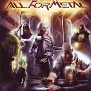 V / A ** All For Metal - DVD + CD ** 07.12.2007