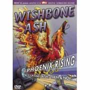 Wishbone Ash ** Phoenix Rising - Classic Ash Then & Now DVD ** 2004